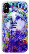 Spirit Of The City 2 IPhone Case