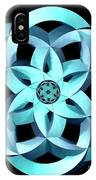 Spirit Of Water 1 - Blue IPhone Case