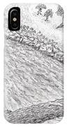 Spirits In The Balance IPhone Case