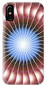 Spiritual Pulsar Kaleidoscope IPhone Case