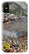 Splash Lake Jenny IPhone Case