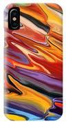 Splash Of Colour IPhone Case