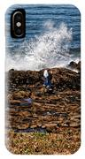 Splash Zone IPhone Case
