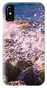 Splashes IPhone Case