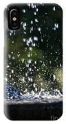 Splashing IPhone Case