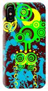 Splattered Series 1 IPhone Case