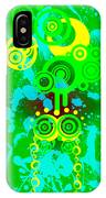 Splattered Series 7 IPhone Case