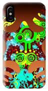 Splattered Series 9 IPhone Case