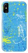 Splattering IPhone Case