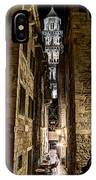 Split Cathedral From The Temple Of Jupiter At Night Croatia IPhone Case