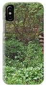 Spohr Gardens - Quissett - Falmouth - Ma - Cape Cod IPhone Case