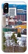 Spokane Washington IPhone Case