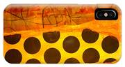 Spotted Sunset IPhone Case