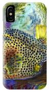 Spotted Trunkfish IPhone Case