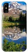 Spray Park Reflection IPhone Case