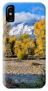 Spread Creek Grand Teton National Park IPhone Case