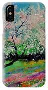 Spring 452121 IPhone Case