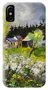 Spring 454140 IPhone Case