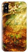 Spring - A Sign Of Spring IPhone Case