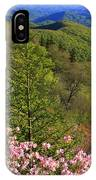 Spring Along The Blue Ridge IPhone Case
