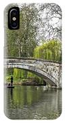 Spring And The River Cam IPhone Case
