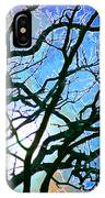 Spring Approaches IPhone Case