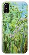 Spring Arpeggio IPhone Case