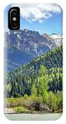 Spring At Silver Jack IPhone Case