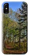 Spring At The Pond Series IIi IPhone Case