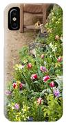 Spring Border IPhone Case