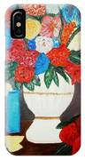 Spring Bouquet In A Vase IPhone Case