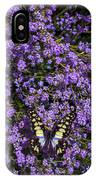 Spring Butterfly IPhone Case