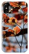 Spring Canopy IPhone Case