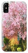 Spring - Cherry Tree By Brick House IPhone Case