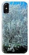 Spring Crepe Myrtles Blooming IPhone Case