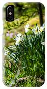 Spring Daffodils.park Keukenhof IPhone Case