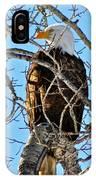 Spring Eagle IPhone Case