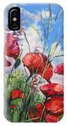Spring Enchantement IPhone X Case
