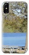 Spring Fed Shepherd Lake IPhone Case