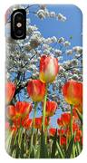 Spring Flowers 7 IPhone Case