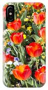 Spring Flowers No. 1 IPhone Case