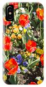 Spring Flowers No. 2 IPhone Case