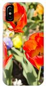 Spring Flowers No. 3 IPhone Case
