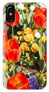 Spring Flowers No. 5 IPhone Case