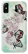Spring Flutter IPhone Case