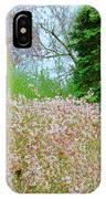 Spring Foliage IPhone Case