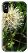 Spring Forest Embellishments 2 IPhone Case