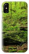 Spring Green  IPhone X Case