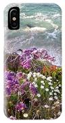 Spring Greets Waves IPhone Case