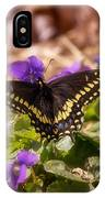 Spring Has Arrived IPhone Case